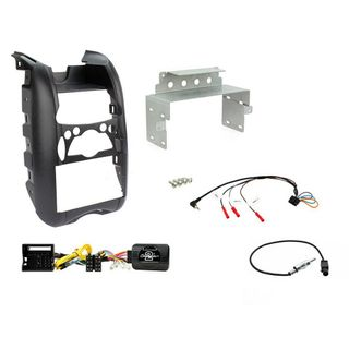 FITTING KIT BMW MINI 2006 - 2013 DOUBLE DIN COMPLETE KIT