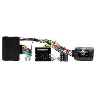 SWC HARNESS AUDI A3/A4/A6/TT 00-14 AMP & SWC RETENSION(FULL BOSE AMPLIFIED)QUADLOCK