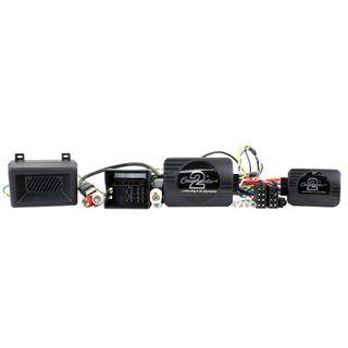 SWC HARNESS BMW 1/3/5/6/7/X1/Z4 MINI 01-15 SWC/USB/AUX & OEM WARNING TONE RETENSION(BMW BUSINESS)