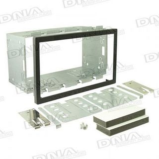 FITTING KIT UNIVERSAL DOUBLE DIN CAGE 110MM