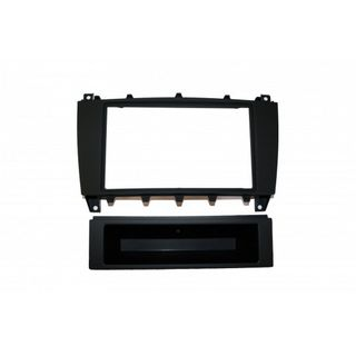 FITTING KIT MERCEDES C CLASS 2000 - 2008 DIN (WITH POCKET)