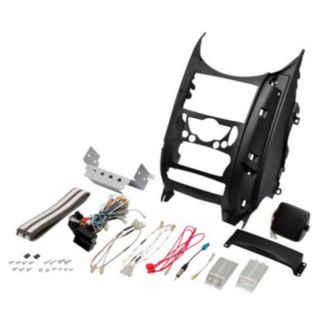 FITTING KIT MINI CROSSOVER 2011 ON DOUBLE DIN (WITH HARNESS)