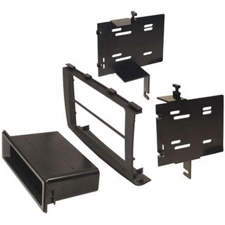 FITTING KIT NISSAN DUALIS 2008 - 2010 DIN/DOUBLE DIN (WITH POCKET)