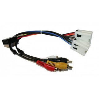 AMPLIFIED NISSAN BOSE / INFINITY RCA 2003 -2009 2 PLUG