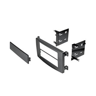 FITTING KIT SMART CAR FORTWO DIN/DOUBLE DIN (WITH BLANKING PLATE)