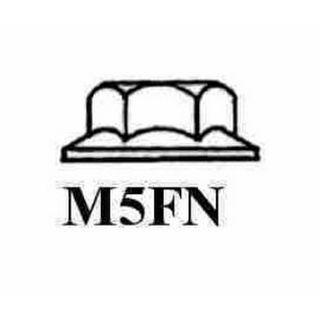 FLANGE NUT M5