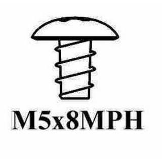 5 X 8MM MUSH PHIL STP SCREW (MOQ100)
