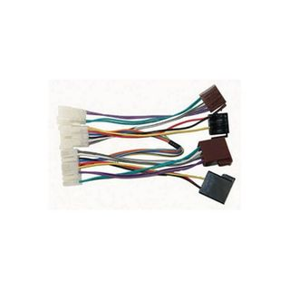 HARNESS ISO TOYOTA 1987 ON