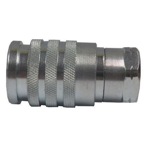 "FORMULA 1/2"" AIR COUPLER X 1/2"" PIPE M"