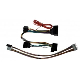HARNESS ISO FULLY POPULATED QUADLOCK ACC FLY LEAD