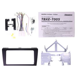 FITTING KIT MAZDA 3 / AXELA 2005 - 2009 DOUBLE DIN