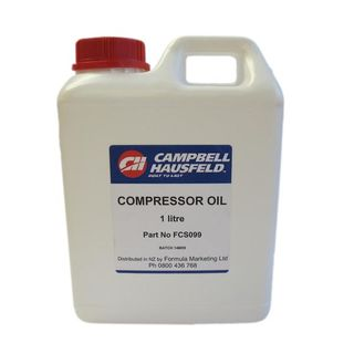 COMPRESSOR OIL - 1 LITRE