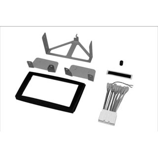 FITTING KIT MAZDA 5/PREMACY 2001 - 2005 DOUBLE DIN (WITH HARNESS)