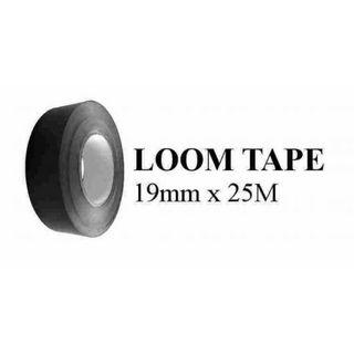 LOOMTAPE 19MM  LOOM TAPE (10 PACK) 19MM X 20 METER ROLLS