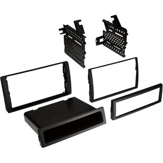 FITTING KIT TOYOTA CAMARY 2002 - 2006 DIN DOUBLE DIN (WITH POCKET)