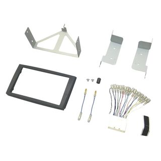 FITTING KIT MAZDA MPV 1999 - 2006 DOUBLE DIN (WITH HARNESS)