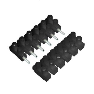 BISCUIT PLUGGABLE TERMINAL STRIP 6 POLE (1 SET)