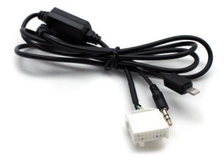 AUX CABLE MAZDA AUX WITH LIGHTENING CABLE