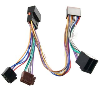 HARNESS ISO LANDROVER, JAG X / S TYPE