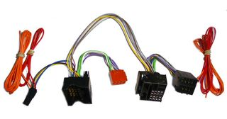 HARNESS ISO MERCEDES C CLASS 04 ON