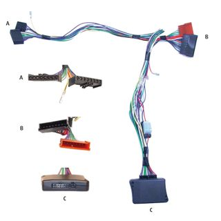 HARNESS FORD AMPLIFIED