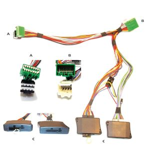 HARNESS 3G DRIVE & TALK PREM MUTE MAZDA CX-7 2006-
