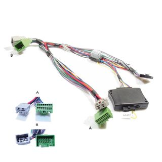 HARNESS AUDIO2CAR PREMIUM VOLVO S60/V70/S80 WITH DOLBY SURROUND ADD 68899