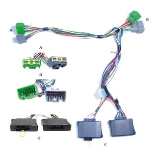 HARNESS VOLVO S60/V70/S80 WITH DOLBY SURROUND