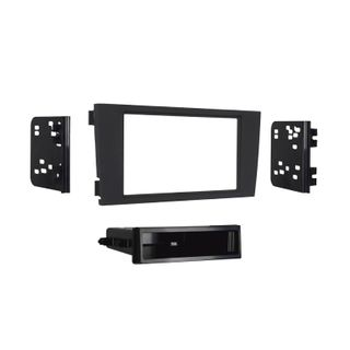 FITTING KIT AUDI A6 00-05 DIN & DOUBLE DIN