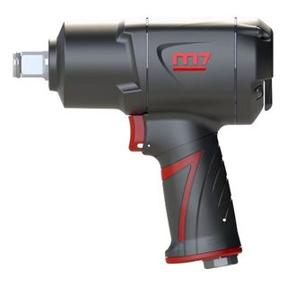 "M7 AIR IMPACT WRENCH 3/4"" DRIVE TWIN HAMMER QUIET 1400FT"