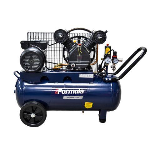 FORMULA COMPRESSOR 3HP BELT DRIVE 10.8CFM / 305LPM DISP 80L