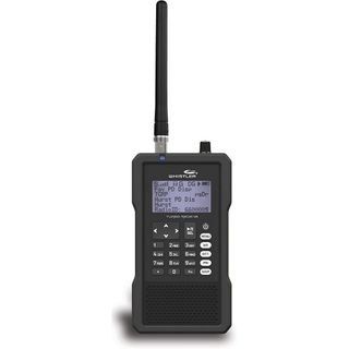 WHISTLER DIGITAL HANDHELD SCANNER RADIO