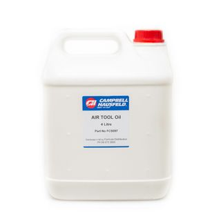 AIR TOOL OIL - 4 LITRE