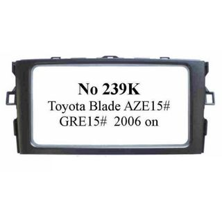 FITTING KIT TOYOTA BLADE 06 - 13 120MM HIGH 200MM WIDE