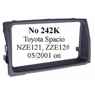COROLLA SPACIO NZE121 ZZE12#  05/01 ON