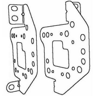 PRADO KZJ95 1996 -02 SIDE BRACKETS