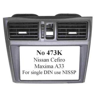 NISSAN CEFIRO / MAXIMA A33 DASH PANEL
