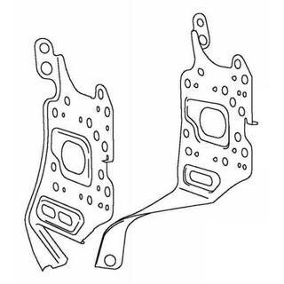 ECHO VITZ YARIS N/SCP1# SIDE BRACKETS