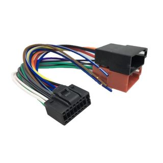 ISO TO RADIO HARNESS