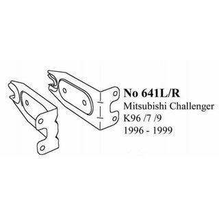MITSUBISHI CHALLANGER K96 > 99  1996 > 99