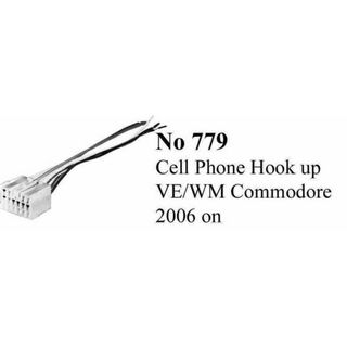 VE/WM COMMODORE CELL PHONE HOOK UP