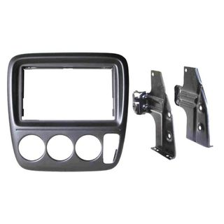 FITTING KIT HONDA CRV 96 - 01 DOUBLE DIN (RD1)(WITH BRACKETS)