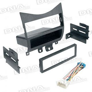 FITTING KIT HONDA ACCORD 2003 - 2007 DIN (INCLUDES HARNESS)