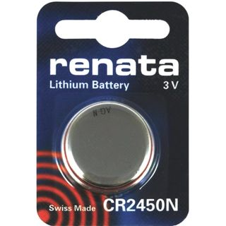 BATTERY CR2450 3 VOLT LITHIUM