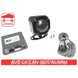 C4 CAN-BUS ALARM