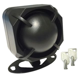 TWO TONE BATTERY BACK-UP SIREN MINI