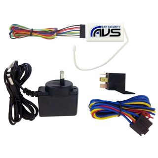 GARAGE DOOR RECEIVER FOR USE WITH AVS A/SERIES ALARMS