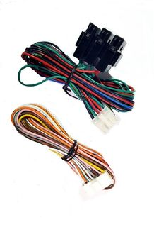 TWO MAIN HARNESSES FOR AVS 3010 ALARMS