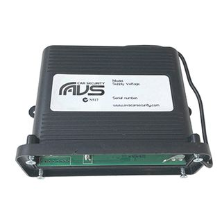 MODULE FOR AVS S-SERIES ALARM SUPPLIED WITHOUT REMOTES