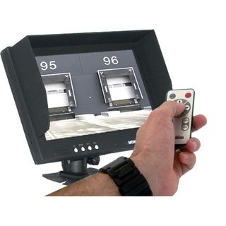 "RM70C 7"" BRACKET MOUNT 4 PIN 12-24 VOLT LCD MONITOR"